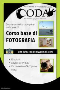 CODACorsoFotoBase